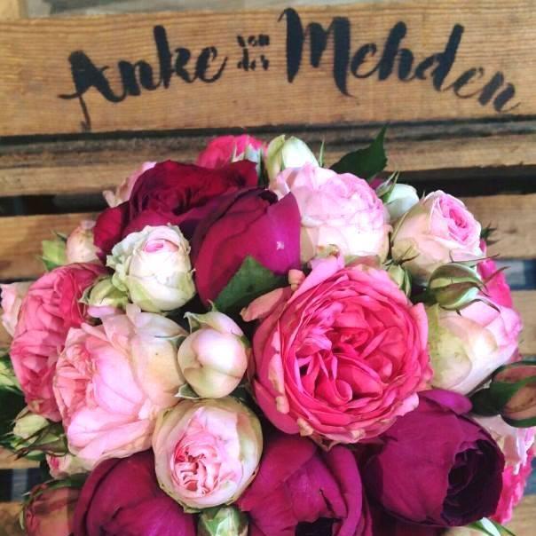 Anke von der Mehden -Blumen mit Stil- hat sein/ihr …
